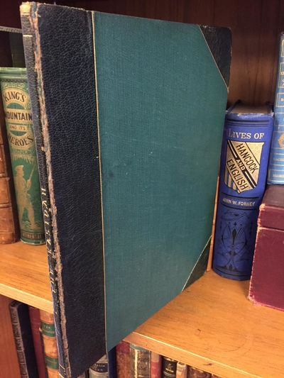 London: Privately printed by Bernard Quaritch, 1880. First Edition, Second Issue. Hardcover. Thin Qu...