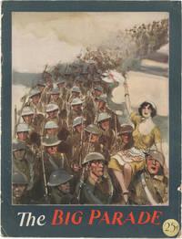 image of The Big Parade (Original program for the 1925 silent film)