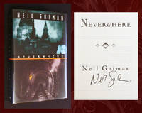 Neverwhere (Signed by Neil Gaiman) by  Neil Gaiman - Hardcover - Signed - 1997-07-01 - from Bookcharmed and Biblio.com