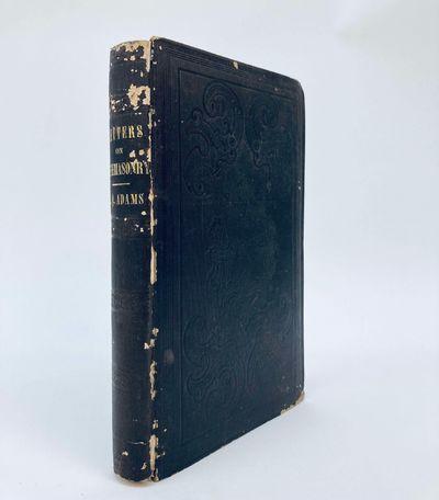 Boston: T. R. Martin, 1847. Hardcover. 8vo., 284pp.; VG-; bound in embossed black cloth, black spine...