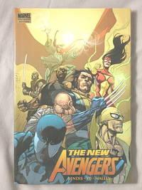 The New Avengers: Revolution