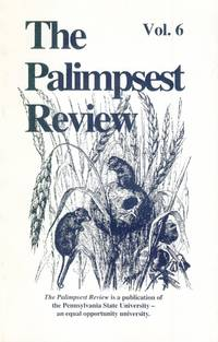 The Palimpsest Review Vol. 6 1998