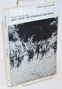 East Timor: The Struggle Continues