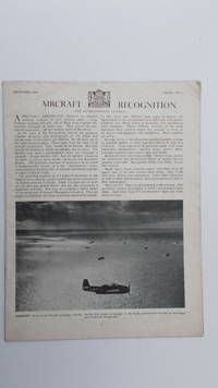image of Aircraft recognition