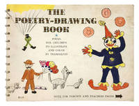 The Poetry-Drawing Book: Poems for Children to Illustrate and Color by Themselves
