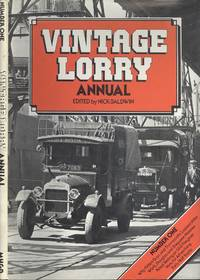 Vintage Lorry Annual 1979