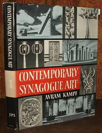 Contemporary Synagogue Art: Developments In The United States, 1945-1965
