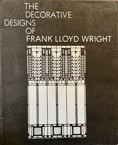 Washington DC: Renwick Gallery of The Collection of Fine Arts, 1978. First printing. Wraps. Orig. il...