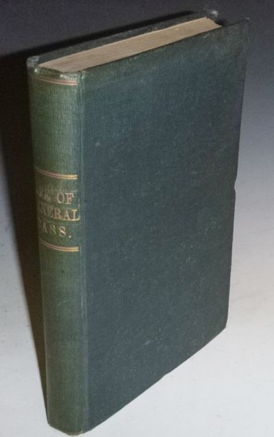 Detroit: Markham and Elwood, 1852. First Edition. Octavo. 420pp.(with table of contents mis-bound) I...