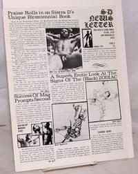 image of S. D. newsletter [Sierra Domino newsletter] no. 5; Spring 1976