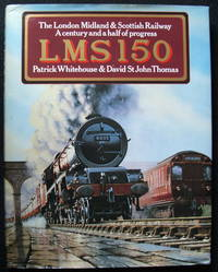 LMS 150. The London Midland & Scottish Railway.