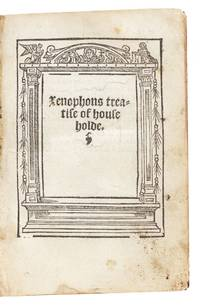 Xenophons treatise of householde