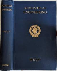Acoustical Engineering; The theory of sound and its applications to telephone and architectural engineering and to acoustical measurements and research. A textbook for students and engineers.
