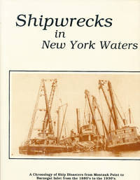 Shipwrecks in New York Waters