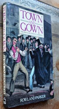 image of Town and gown: The 700 years' war in Cambridge