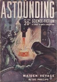 image of ASTOUNDING Science Fiction: January, Jan. 1939