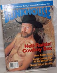 image of Bunkhouse: issue 13, Winter 1996: Hell-raisin' cowboy sex