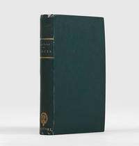 [A single volume containing 10 titles demonstrating Walras's developing theories of economic equilibrium.] by  Leon WALRAS - First Edition - 1874-91 - from Peter Harrington (SKU: 116829)