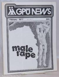 image of GPU News vol. 6, #5, February 1977; Male Rape