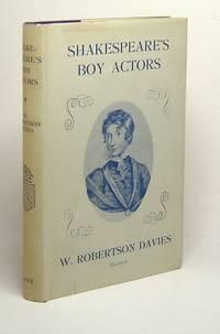 image of SHAKESPEARE'S BOY ACTORS