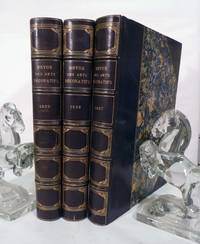 Revue Des Arts Decoratifs; Dix-Septieme Annee 1897 [Vol. 17] by  Victor (Director) Champier - First edition - 1897 - from Royoung bookseller, Inc. (SKU: 20404)