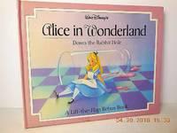 image of Walt Disney's Alice in Wonderland  Down the Rabbit Hole