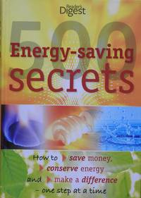 image of 500 Energy-saving Secrets