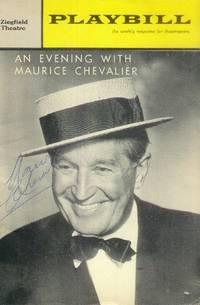 Playbill January 28, 1963 (Volume 1, No. 5)
