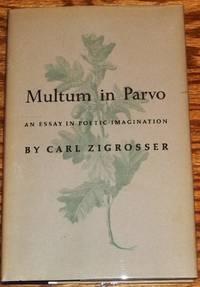 image of Multum in Parvo, an Essay in Poetic Imagination