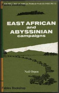 EAST AFRICAN AND ABYSSINIAN CAMPAIGNS.