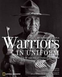 image of Warriors in Uniform: The Legacy of American Indian Heroism