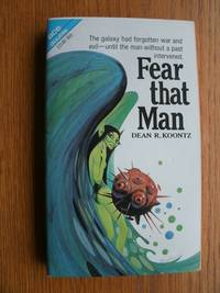 Fear That Man / Toyman # 23140 by  Dean R. / E.C. Tubb Koontz - Paperback - First edition first printing - 1969 - from Scene of the Crime Books, IOBA (SKU: biblio13457)