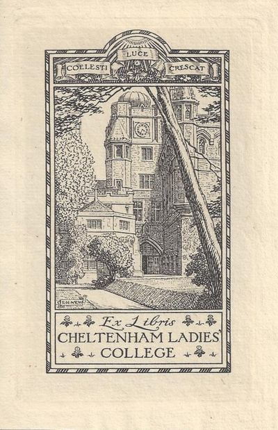 Very Good. Very Good Cheltenham Ladies College by Edmund H New, nd (c1880s), 84 by 128, used, near f...