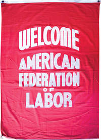 Welcome American Federation of Labor