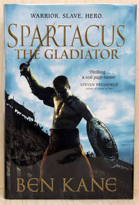 image of Spartacus: The Gladiator (UK Signed, Lined_Publication Day Dated Copy)