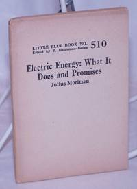 image of Electric Energy: What it Does and Promises