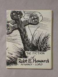 The Fiction of Robert E. Howard: A Pocket Checklist