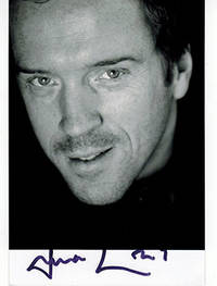image of Photograph of Damian Lewis. Signed