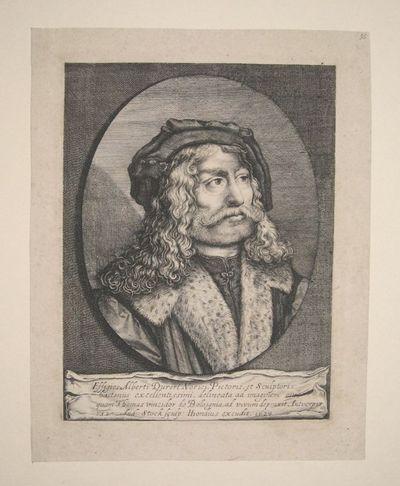 Antwerp: Henricus Hondius, 1629. Engraving. Image measures 8.5 x 6.5