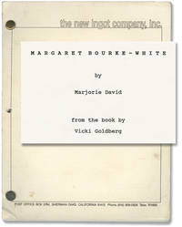 image of Double Exposure: The Story of Margaret Bourke-White [Margaret Bourke-White] (Original screenplay for the 1989 film)