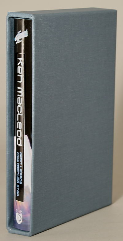 Framingham, MA: The NESFA Press, 2006. Octavo, blue-gray cloth stamped in silver. First edition. Lim...