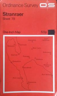 Stranraer sheet 79 One-inch map