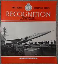 The Royal Observer Corps Recognition Journal December 1961 Vol 3 No 12