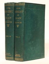 The Descent of Man, and Selection in Relation to Sex. 2 volumes