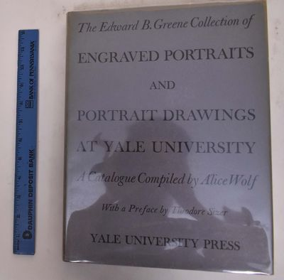 New Haven: Yale University Press, 1942. Hardcover. VG. lower cover corners creased. shelf-wear to lo...