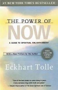 image of The Power Of Now - A Guide To Spiritual Enlightenment
