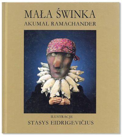 Warzawa: Wydawnictwo Tenten, 1993. First Thus. First Polish edition, a translation of