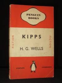Kipps (Penguin Book No. 335) by H.G. Wells - Paperback - First Penguin Edition  - 1941 - from Tarrington Books and Biblio.com