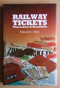 Railway Tickets, Timetables & Handbills.