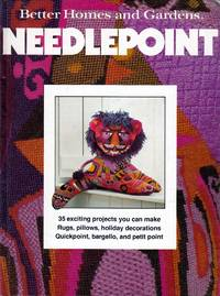 Needlepoint (Better Homes and Gardens Books)